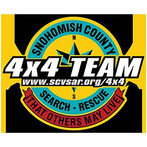 SCVSAR 4x4 Team