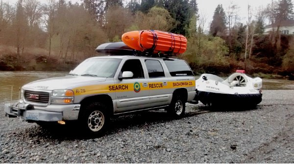 SCVSAR Swiftwater Team